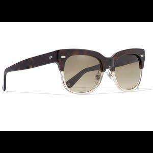 Gucci Brown Acetate Sunglasses 🕶